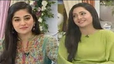 The Morning Show with Sanam Baloch in HD 10th November 2016