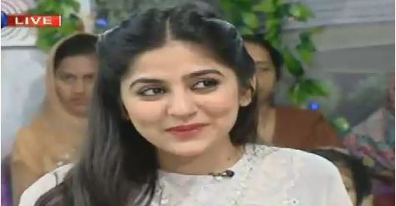 The Morning Show with Sanam Baloch in HD 11th November 2016
