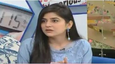 The Morning Show with Sanam Baloch in HD 14th November 2016