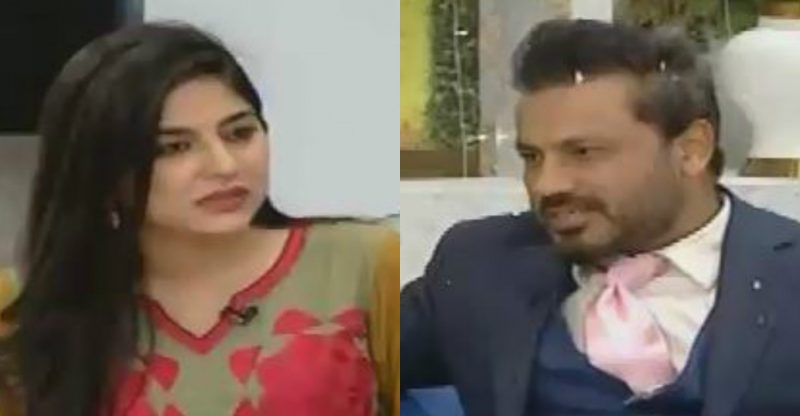 The Morning Show with Sanam Baloch in HD 15th November 2016