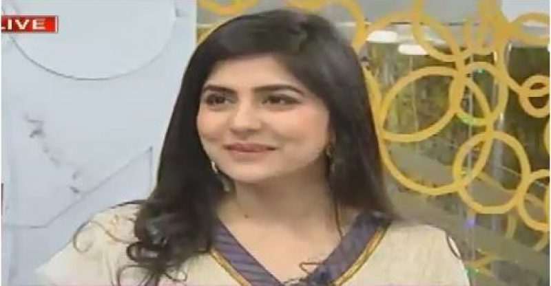 The Morning Show with Sanam Baloch in HD 16th November 2016