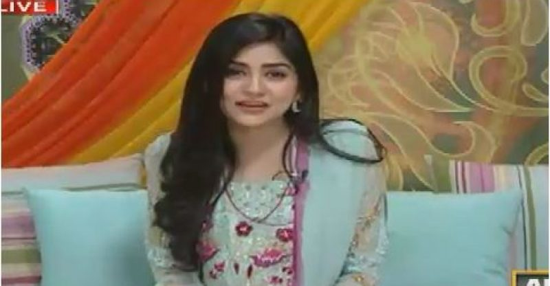 The Morning Show with Sanam Baloch in HD 17th November 2016