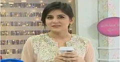 The Morning Show with Sanam Baloch in HD 24th November 2016