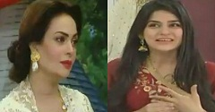 The Morning Show with Sanam Baloch in HD 1st December 2016