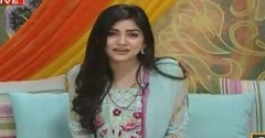 The Morning Show with Sanam Baloch in HD 6th December 2016