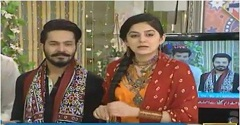 The Morning Show with Sanam Baloch in HD 5th December 2016