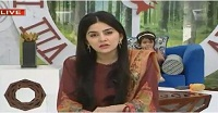 The Morning Show with Sanam Baloch in HD 20th December 2016