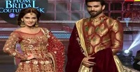 Hum Bridal Couture Week 14th January 2017