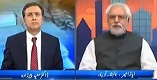 Tonight with Moeed Pirzad 10 March 2017 Scuffle Breaks Out