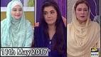 Good Morning Pakistan 11th May 2017