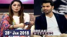 Breaking Weekend in HD 28th January 2018