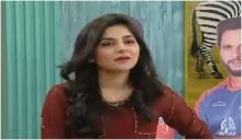 The Morning Show with Sanam Baloch 13th Feb 2018