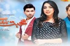 Mohabbat Zindagi Hai Episode 56