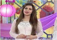 Ek Nayee Subah With Farah 12th April 2018