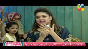 Jago Pakistan Jago HUM TV Morning Show 13 April 2018
