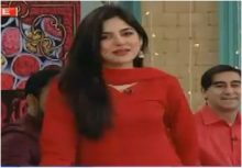 The Morning Show with Sanam Baloch 11th May 2018