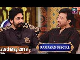 Salam Zindagi With Faisal Qureshi 23rd May 2018