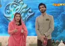 Ehed e Ramzan Iftaar Transmission in HD 25th May 2018