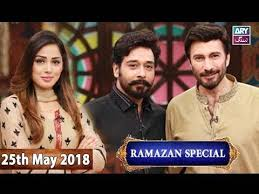 Salam Zindagi With Faisal Qureshi 25th May 2018
