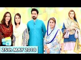 Good Morning Pakistan 25th May 2018