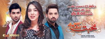 Mohabbat Zindagi Hai Episode 139 in HD