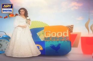 Good Morning Pakistan 20th Aug 2018