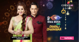 Bigg Boss Season 12 30th Oct 2018 Full Episode 45 Day 44
