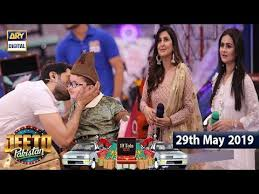 Jeeto Pakistan Guest Areeba Habib and Rozina Munib  29th May 2019