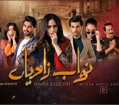 Nawabzadiyan Episode 141