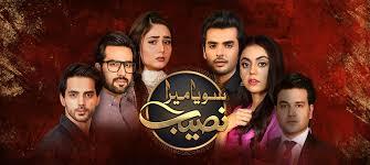 Soya Mera Naseeb Episode 110