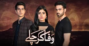 Wafa Kar Chalay Episode 25