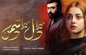 Mera Dil Mera Dushman Episode 06