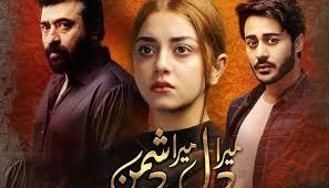 Mera Dil Mera Dushman Episode 09