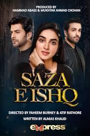 Saza E Ishq Episode 16