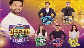 Jeeto Pakistan League 29th April 2020