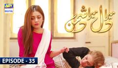 Mera Dil Mera Dushman Episode 35