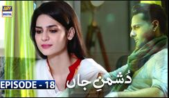 Dushman e Jaan Episode 18