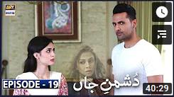 Dushman e Jaan Episode 19