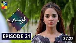 Qurbatain Episode 21