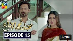 Mohabbat Tujhe Alvida Episode 15