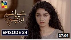 Tera Ghum Aur Hum Episode 24