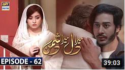 Mera Dil Mera Dushman Episode 62