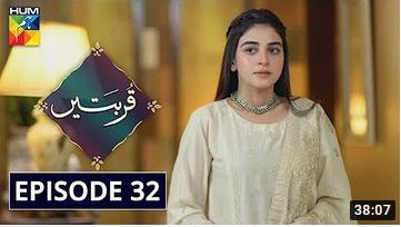 Qurbatain Episode 32