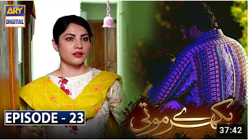 Bikhray Moti Episode 23