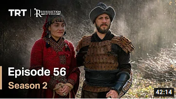 Ertugrul Ghazi Season 2 Episode 56