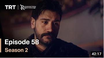Ertugrul Ghazi Season 2 Episode 58