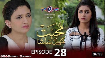 Muhabbat Khel Tamasha Episode 28
