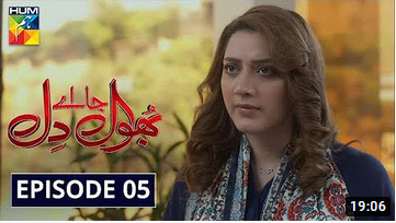Bhool Jaa Ay Dil Episode 5
