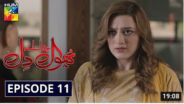 Bhool Jaa Ay Dil episode 11