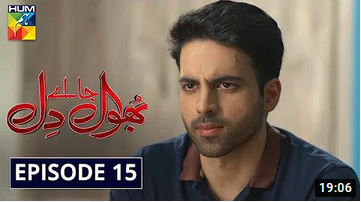 Bhool Jaa Ay Dil Episode 15